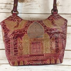 Taj Mahl India Purse